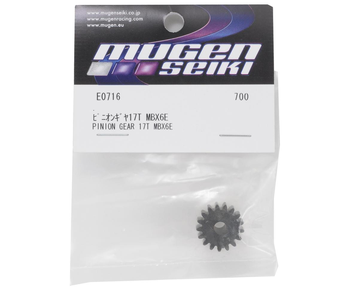Mugen Seiki Mod 1 Pinion Gear (17T)