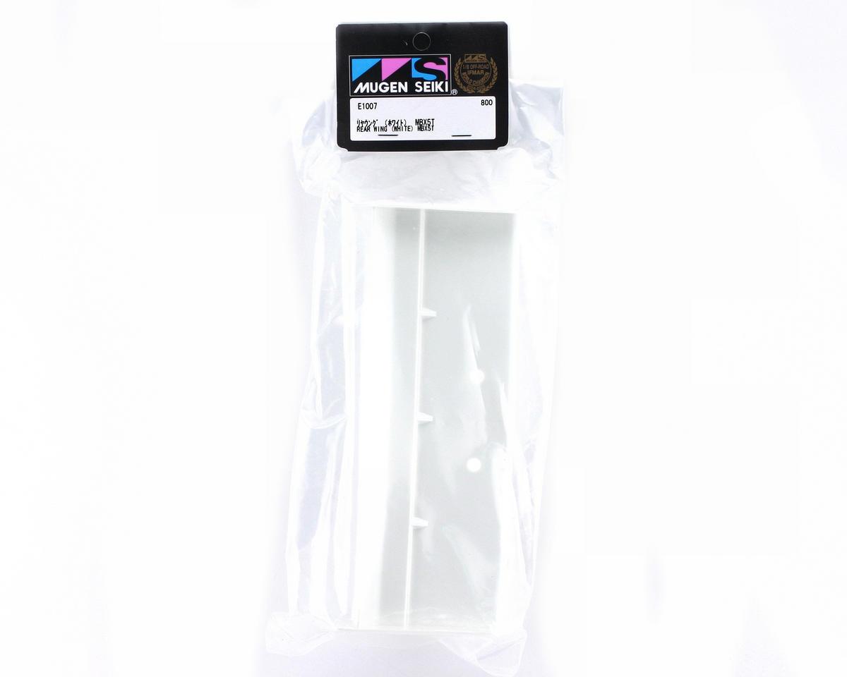 Mugen Seiki Wing White: X5T