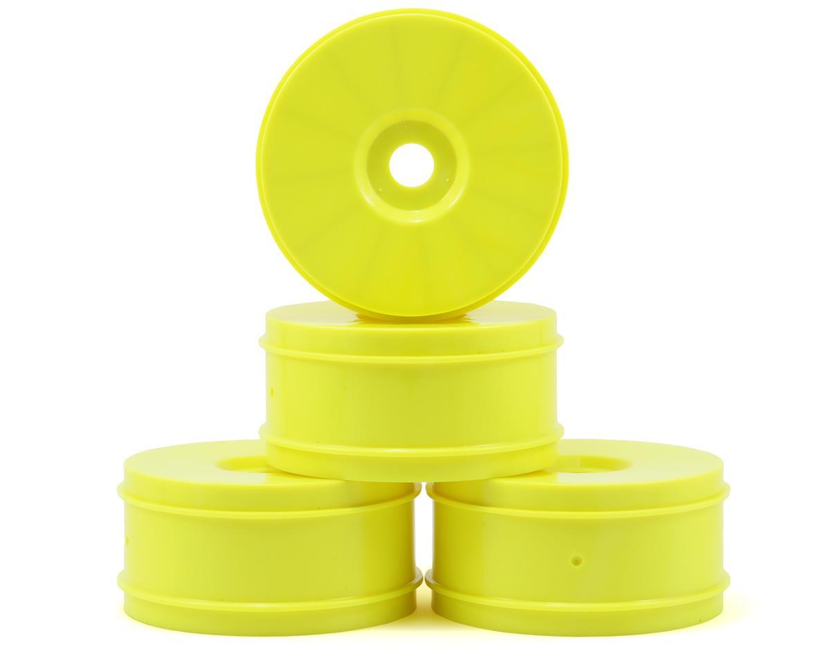 """Mugen Seiki """"LD"""" 1/8 Buggy Wheel (4) (Yellow)"""