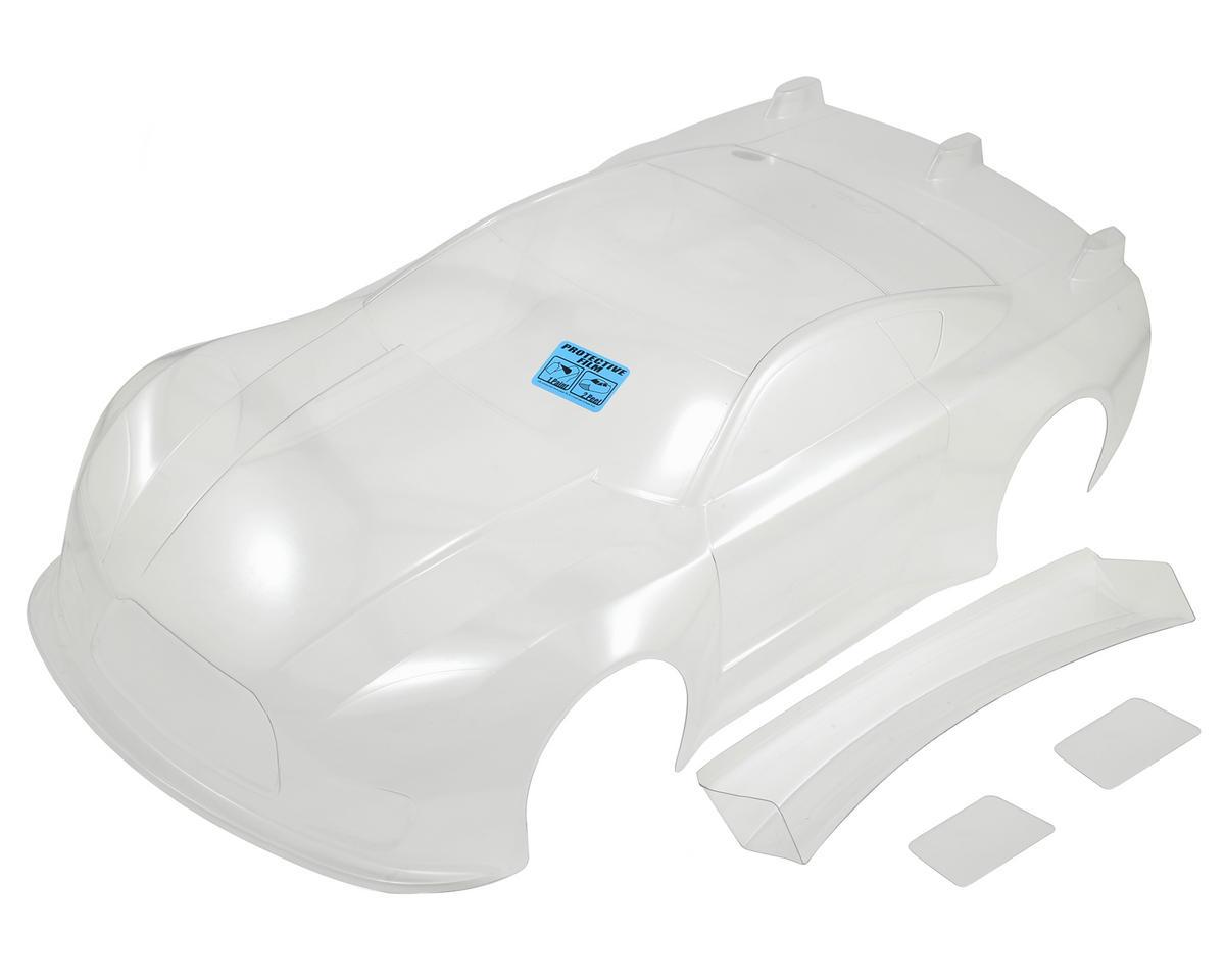 Mugen Seiki Protoform Pre-Cut MGT7/E GT Body (Clear) (Type P)