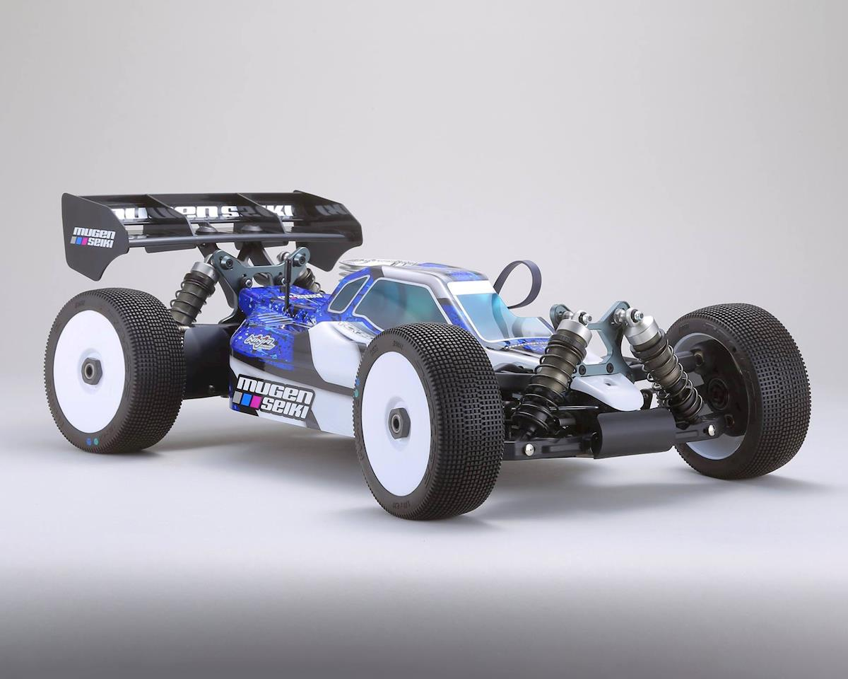 Mugen Seiki 0.8mm MBX8 1/8 Nitro Buggy Body (Clear)