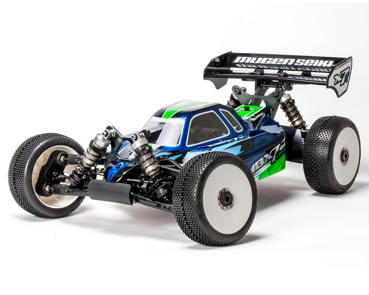 Mugen Seiki MBX7R ECO 1/8 Electric Off-Road Competition Buggy Kit