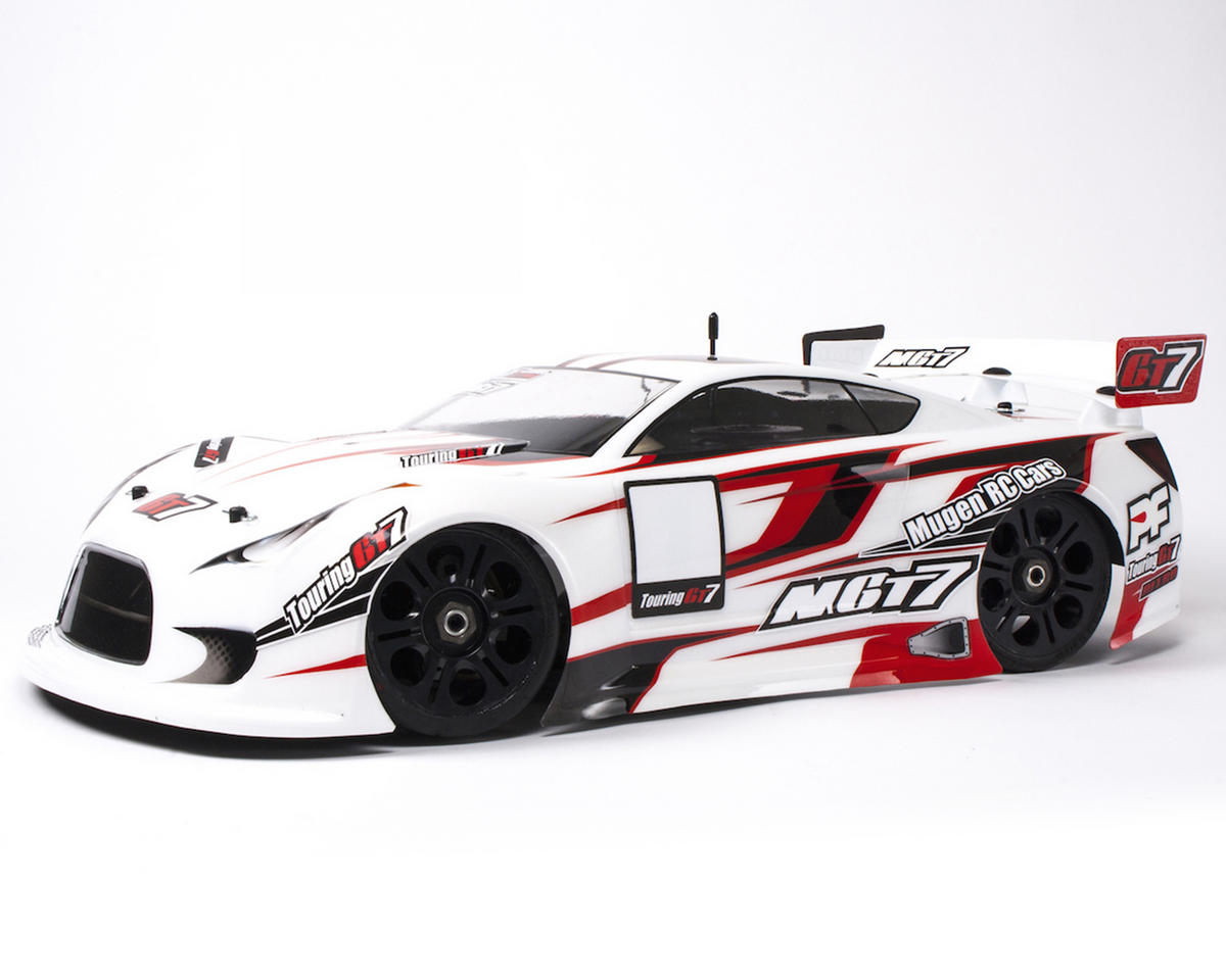 MGT7 1/8 GT Nitro On-Road Touring Car Kit by Mugen Seiki