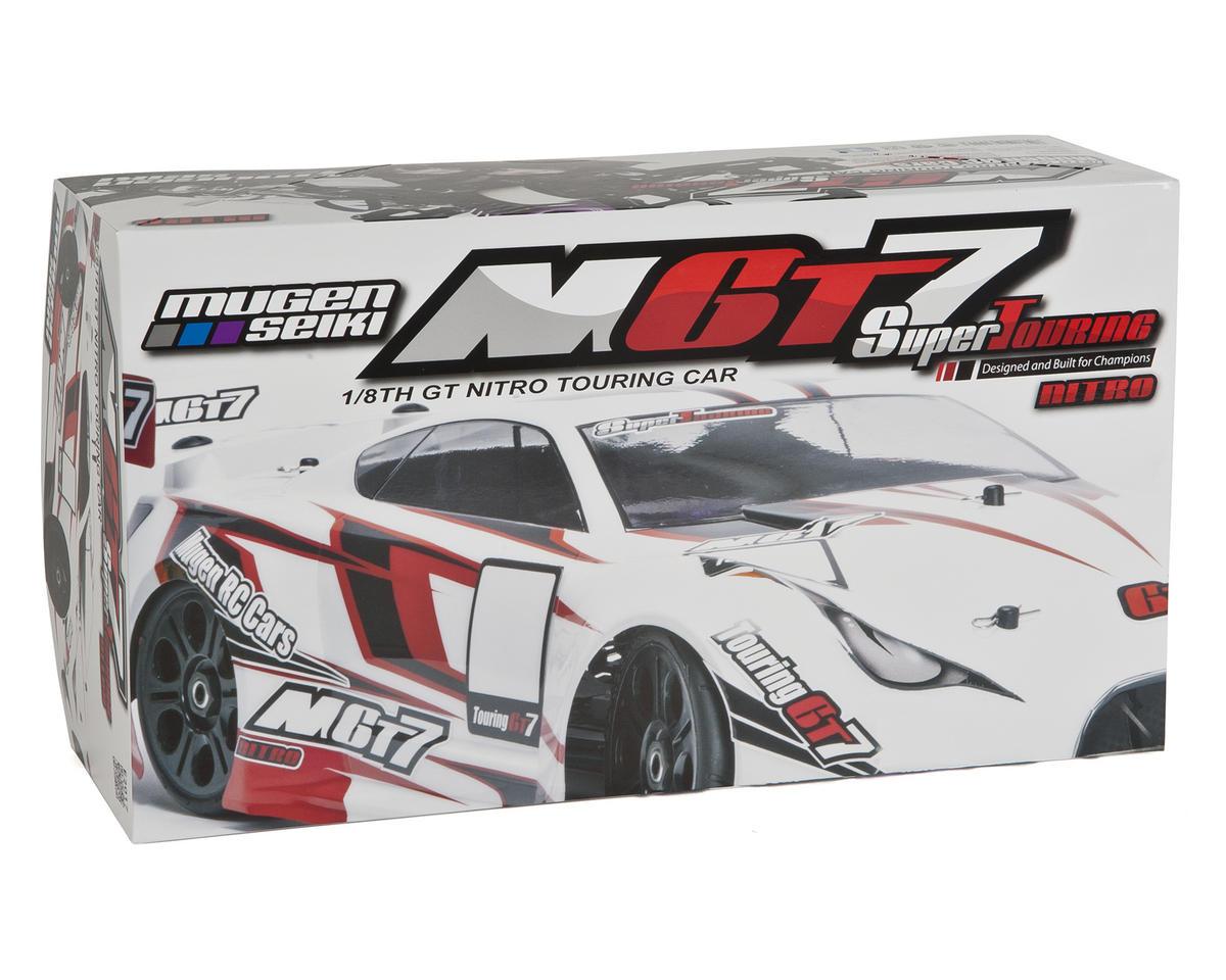 Mugen Seiki MGT7 1/8 GT Nitro On-Road Touring Car Kit