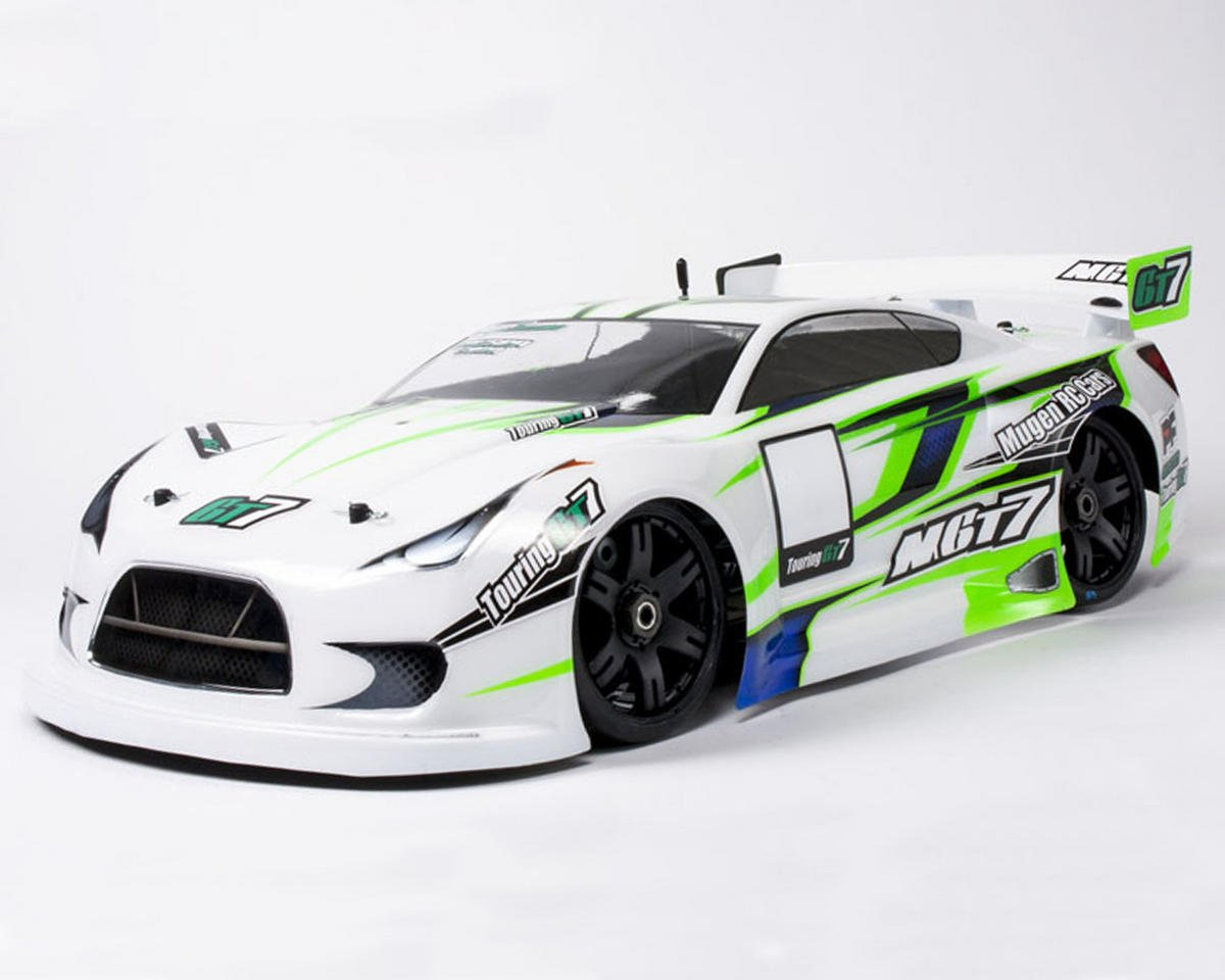 Mugen Seiki MGT7 ECO 1/8 GT Electric On-Road Touring Car Kit