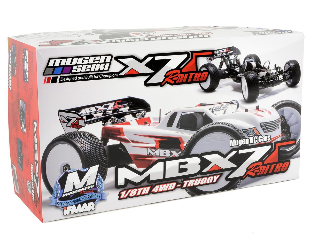 Mugen Seiki MBX7TR 1/8 Off-Road 4WD Nitro Truggy Kit