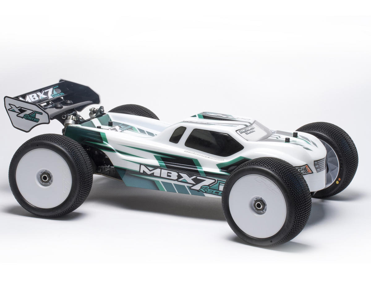 Mugen Seiki Mbx7tr Eco 1 8 Off Road 4wd Electric Truggy Kit