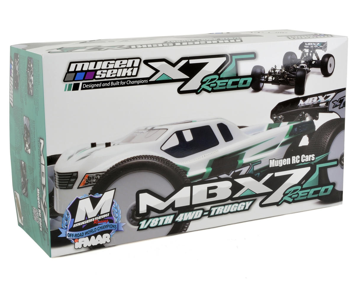 Mugen Seiki MBX7TR ECO 1/8 Off-Road 4WD Electric Truggy Kit