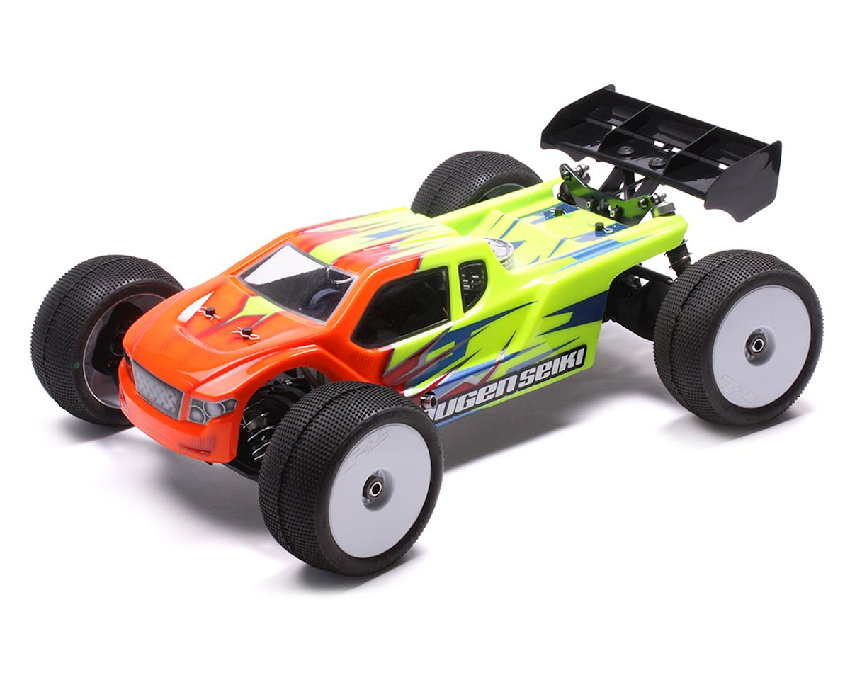 Mugen Seiki MBX8T 1/8 Off-Road 4WD Competition Nitro Truggy Kit | alsopurchased