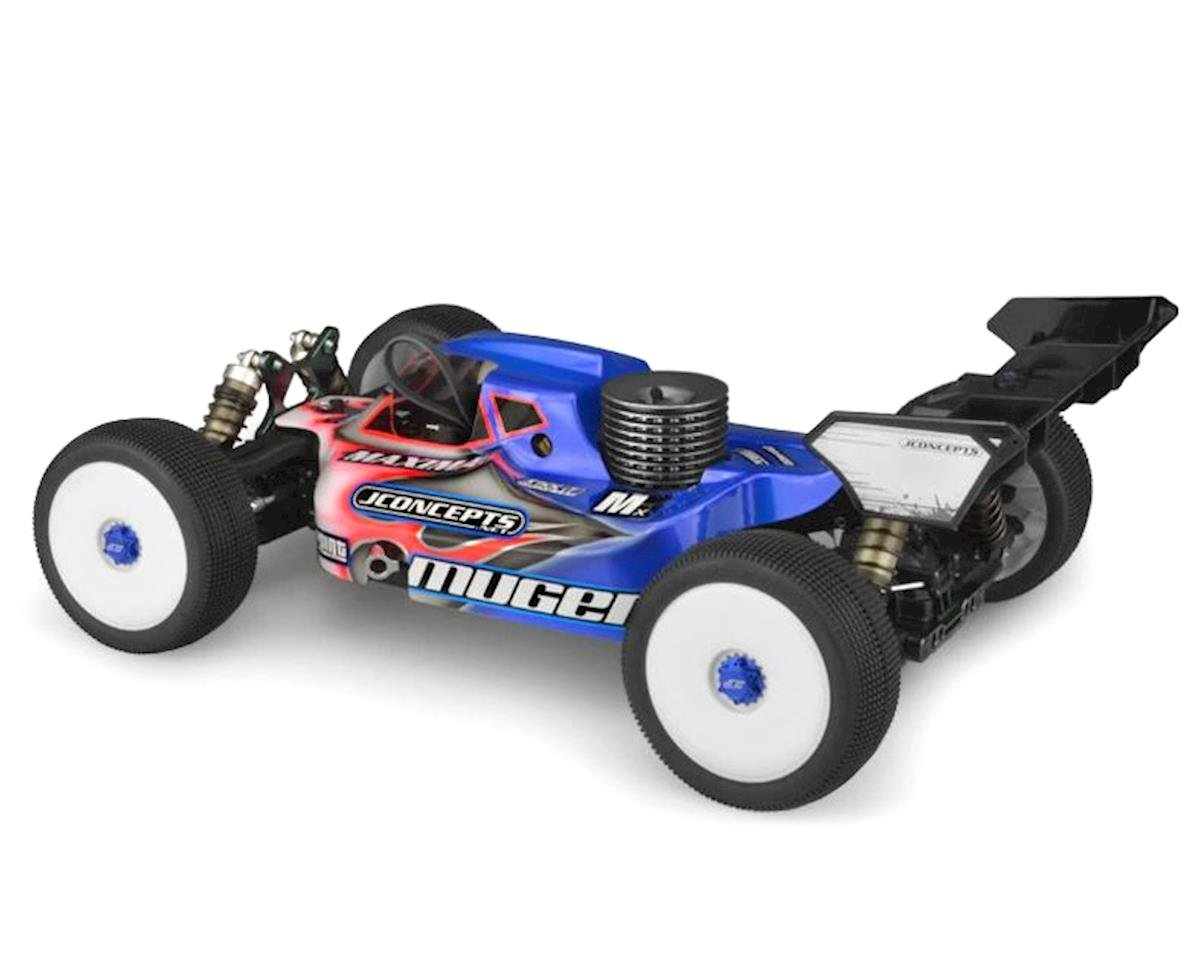 "Mugen Seiki MBX8 ""Worlds Edition"" 1/8 Off-Road Competition Nitro Buggy Kit"