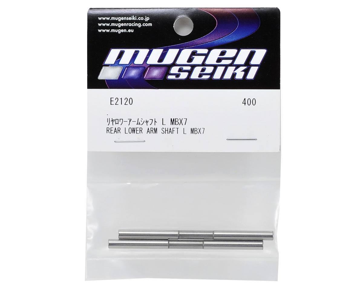 Rear Lower Arm Hinge Pin (2) by Mugen Seiki
