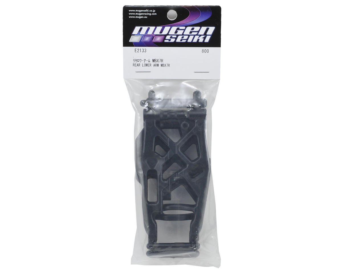 Rear Lower Suspension Arm Set by Mugen Seiki