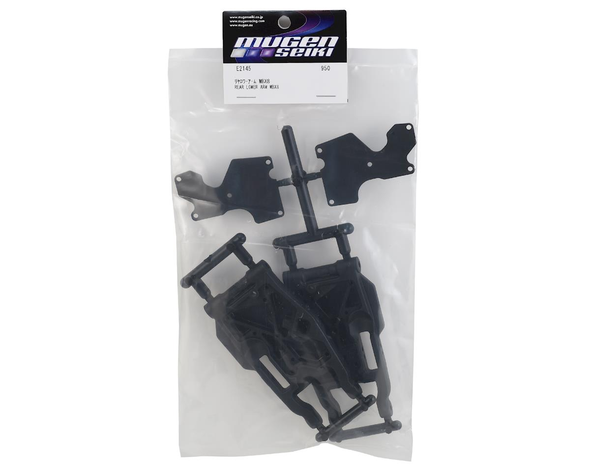 Mugen Seiki MBX8 Rear Lower Suspension Arm Set