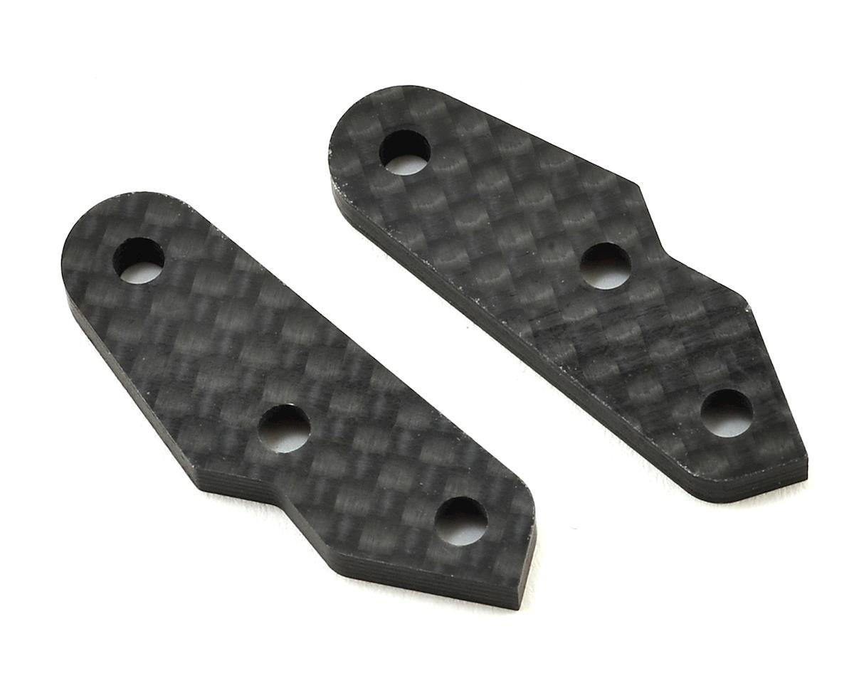 Carbon Front Upright Arm (2)