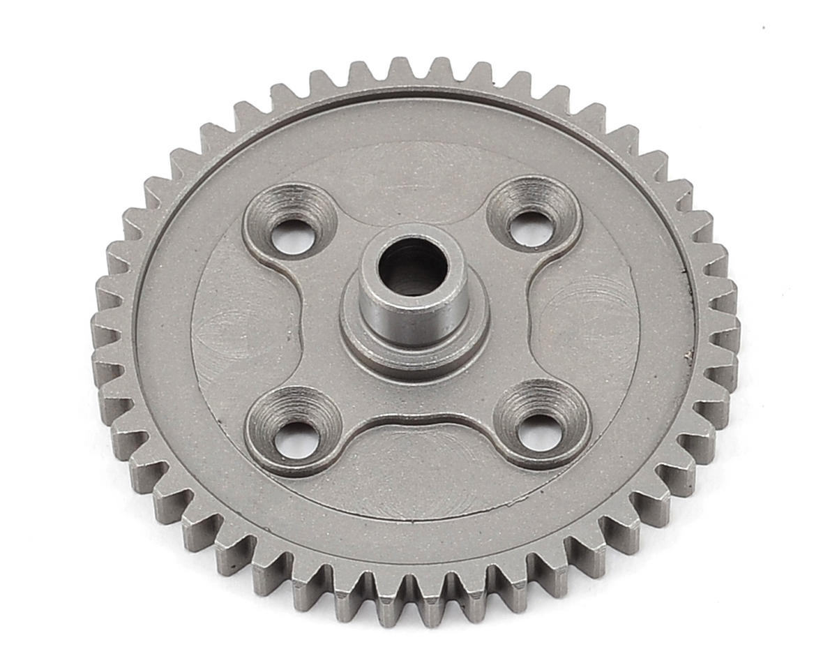 Steel Mod1 Spur Gear (46T) by Mugen Seiki