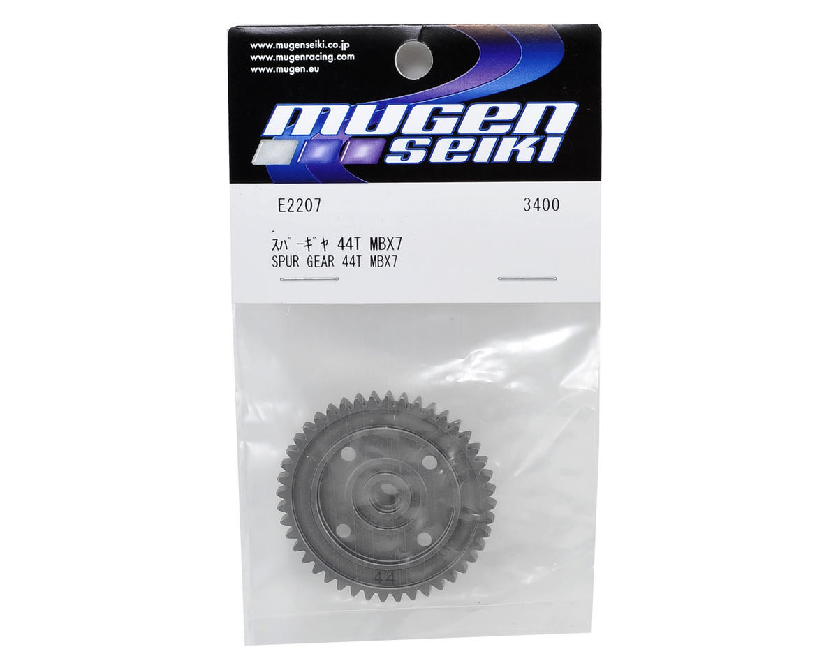 Steel Mod1 Spur Gear (44T) by Mugen Seiki