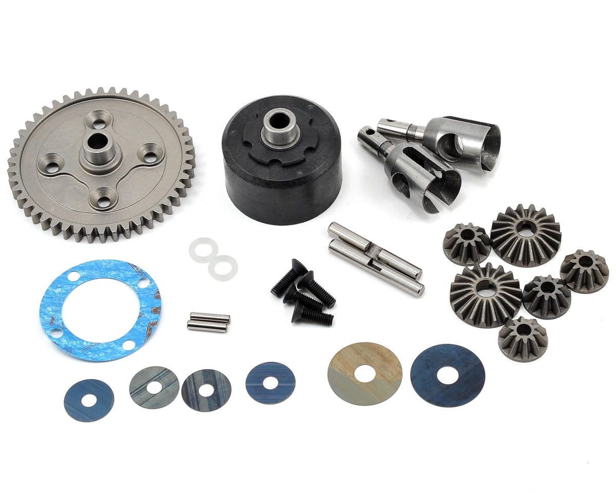 Mugen Seiki Complete Center Differential Set