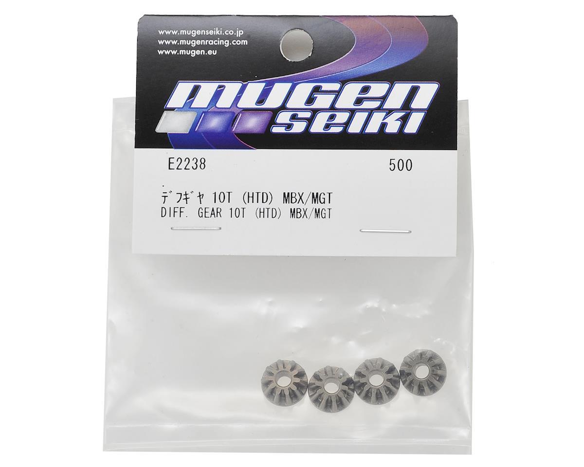 Mugen Seiki HTD Differential Gear (4) (10T)