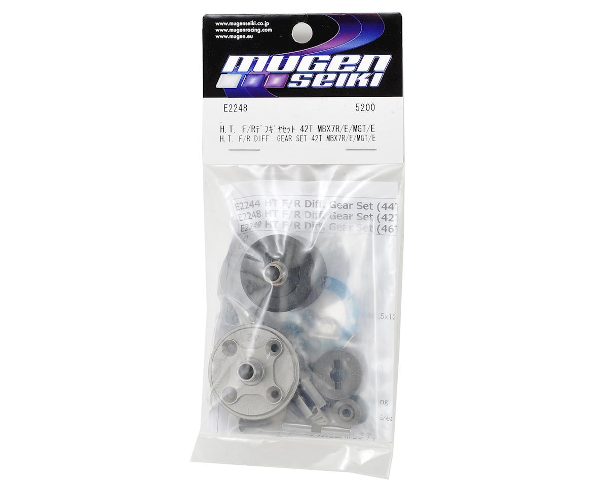 HTD Front/Rear Differential Set (42T) by Mugen Seiki
