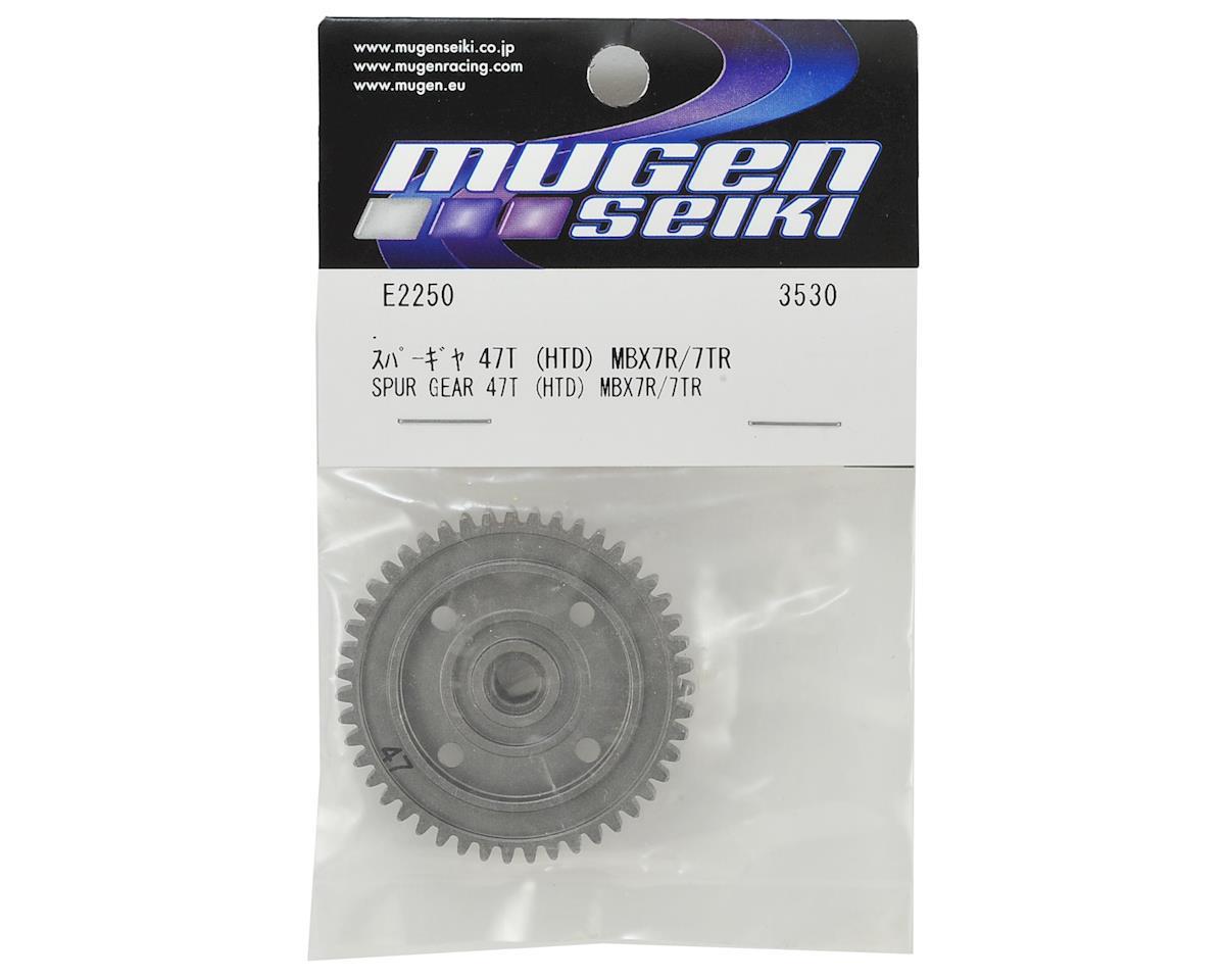 Mugen Seiki MBX8 HTD Spur Gear (47T)