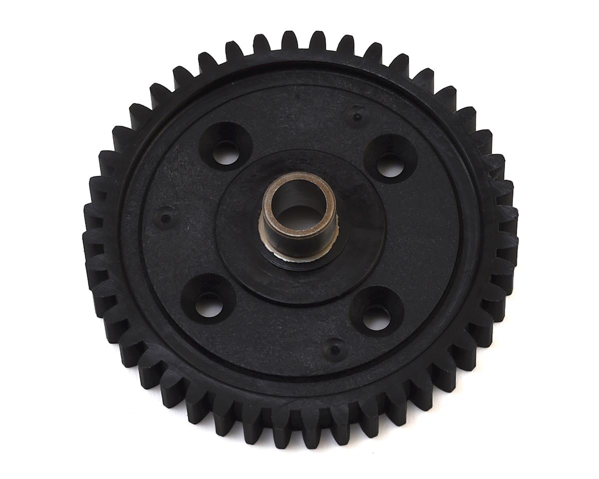 MBX8 ECO HTD Plastic Spur Gear (44T) by Mugen Seiki