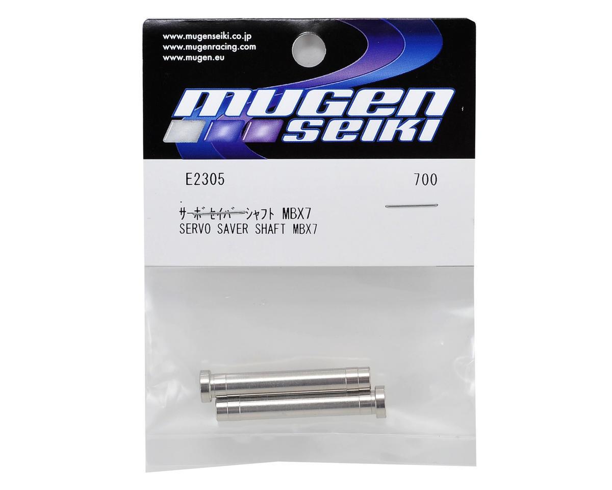 Servo Saver Shaft (2) by Mugen Seiki