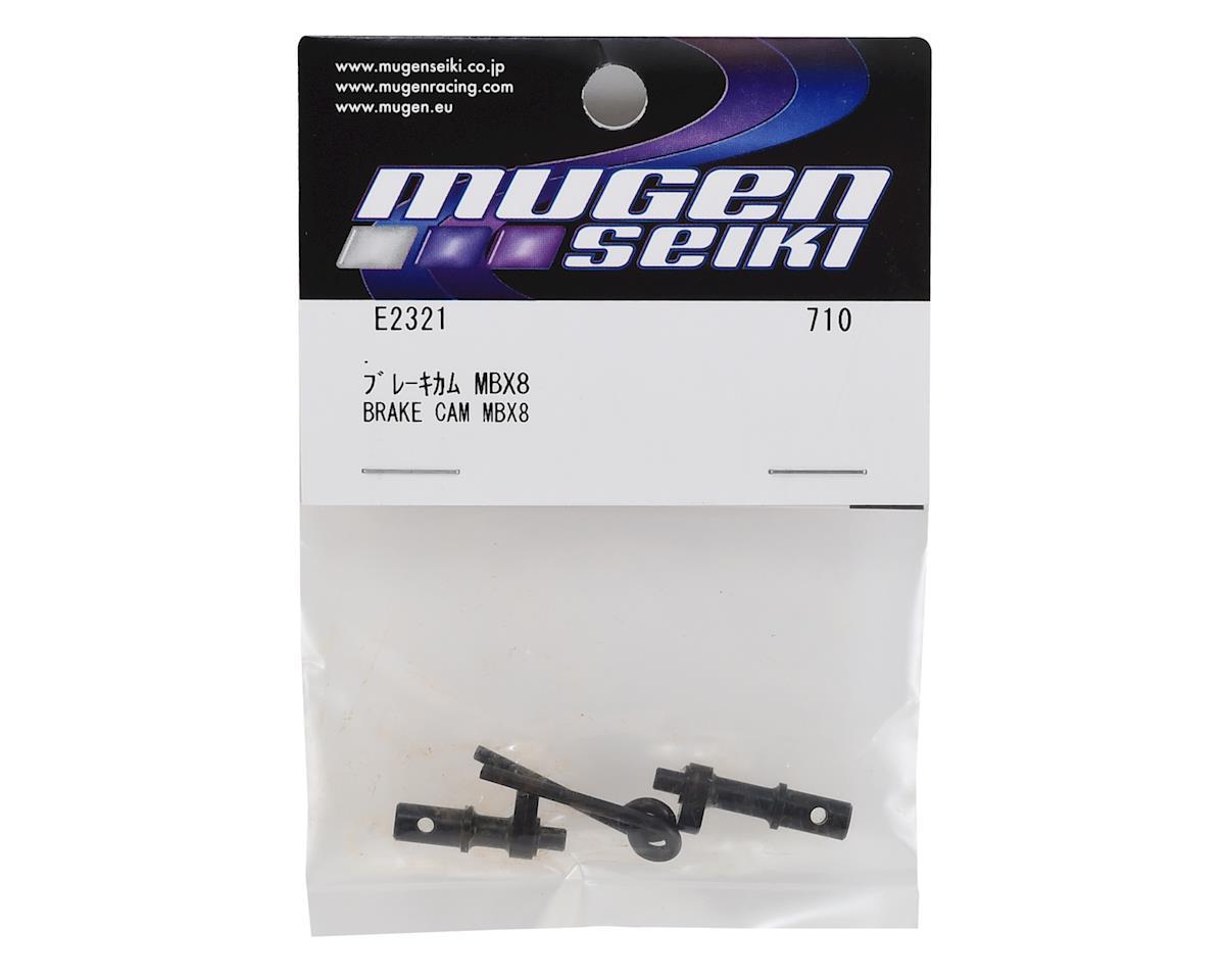 Mugen Seiki MBX8 Brake Cam & Lever Set
