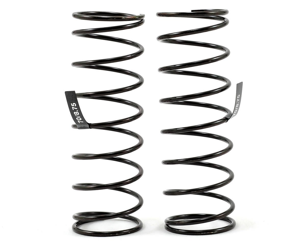 70mm Front Shock Spring Set (Hard - 1.6/8.75T) (2) by Mugen Seiki