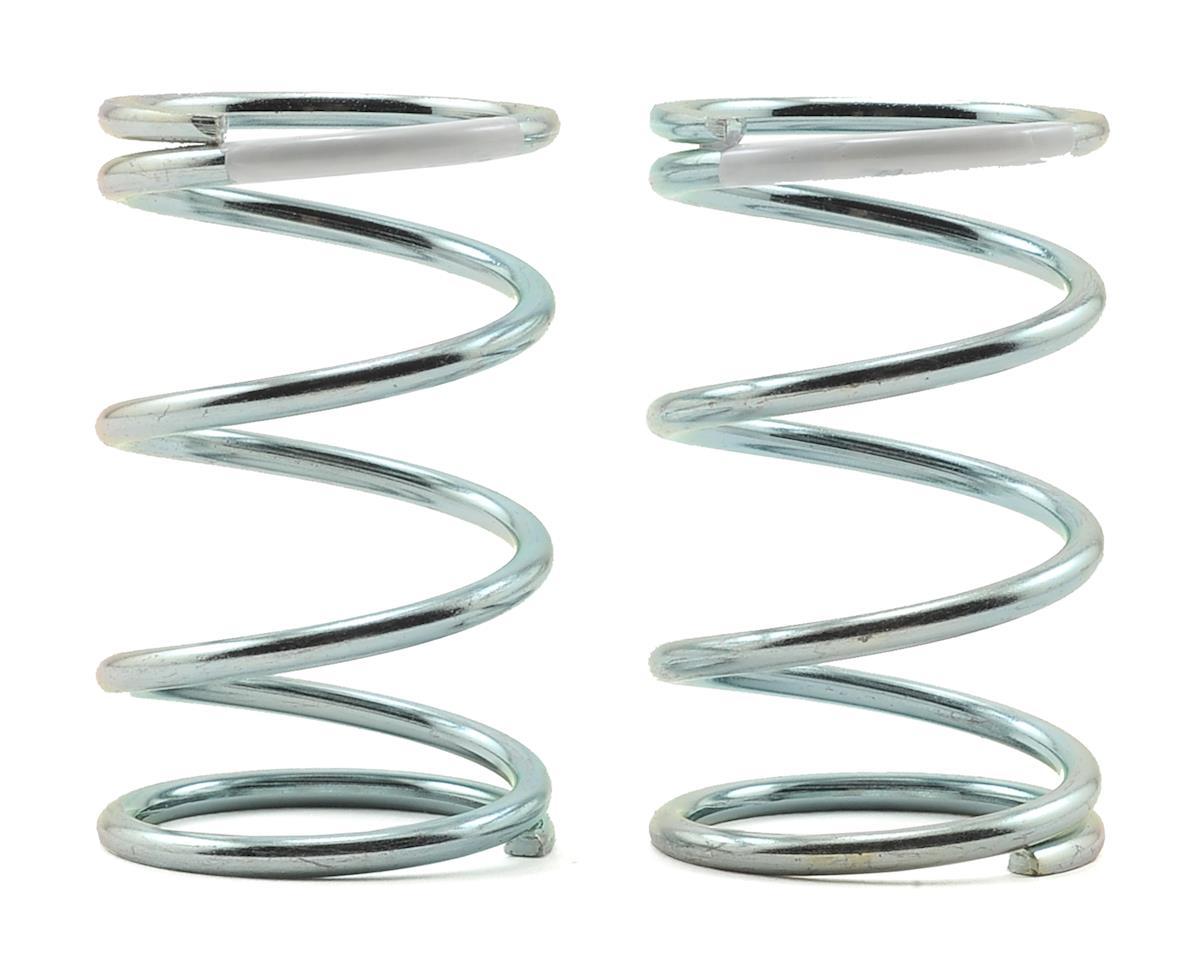 Mugen Seiki Front/Rear Shock Spring (2) (White - 4.75T)