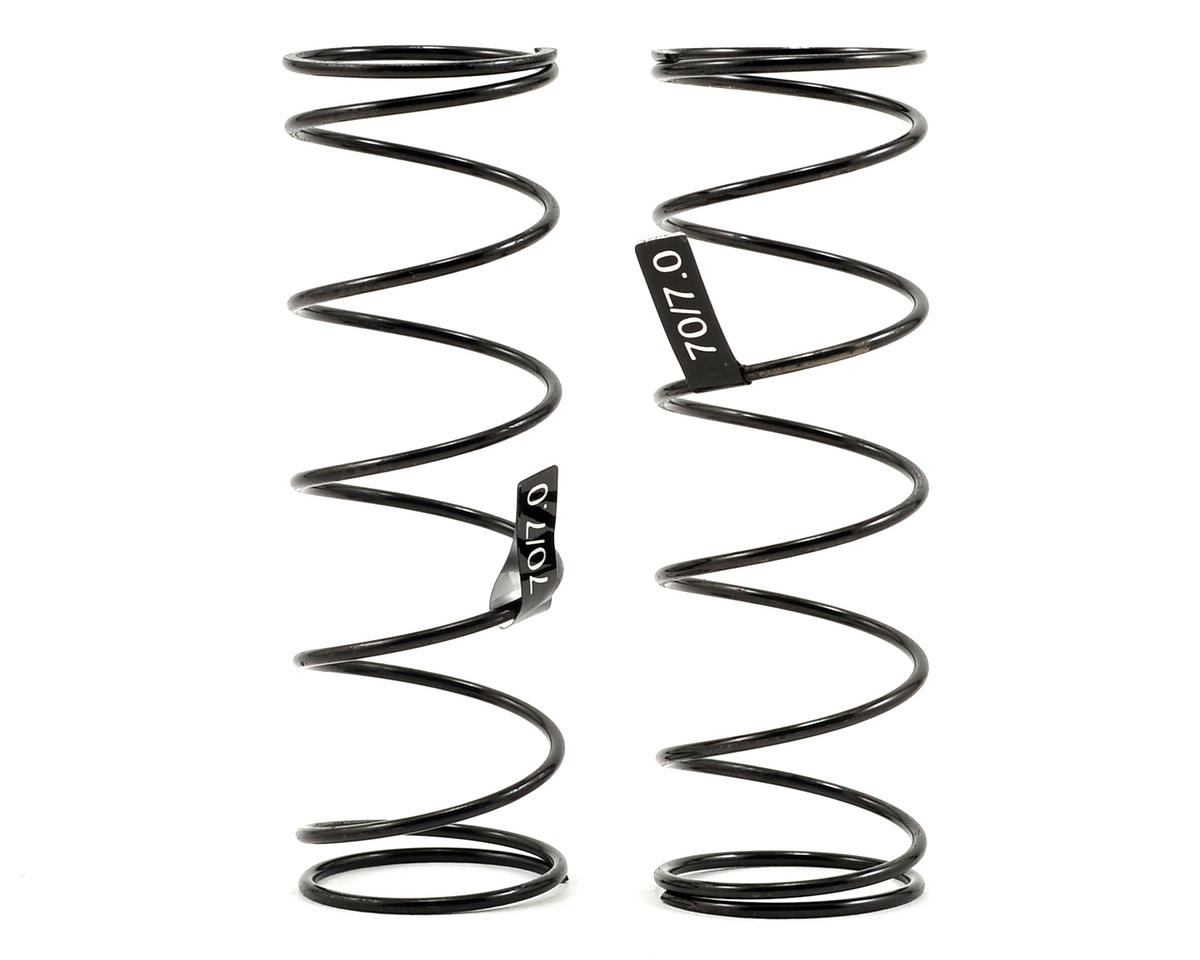 Big Bore Front Damper Spring Set (1.4/7.0T) (2) by Mugen Seiki