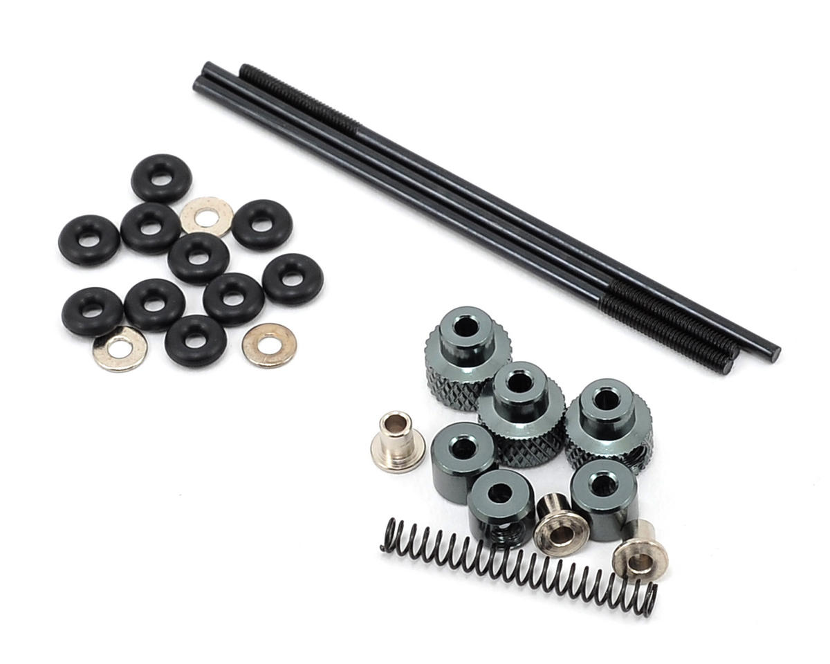 Throttle Linkage Parts Set by Mugen Seiki