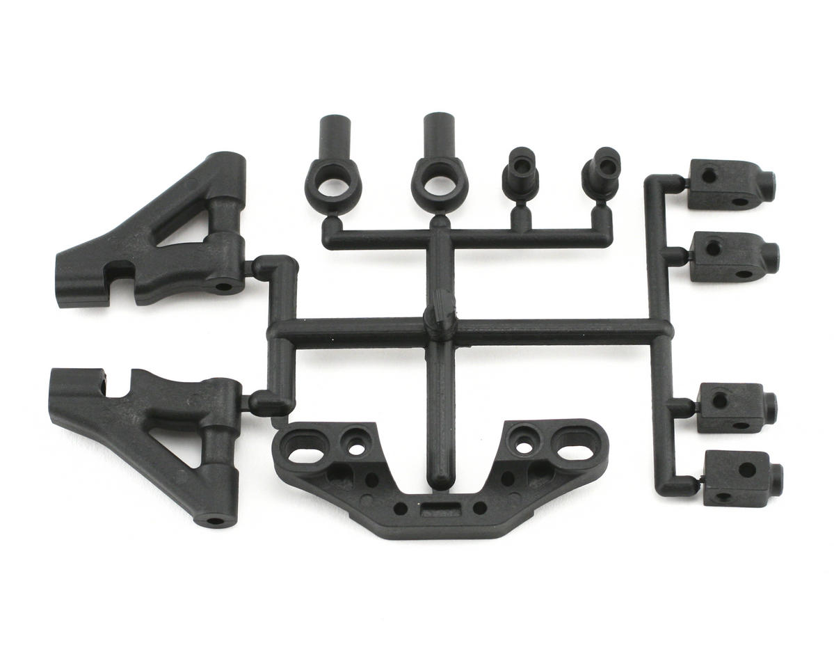 Mugen Seiki MRX4X Rear Upper Arm Set
