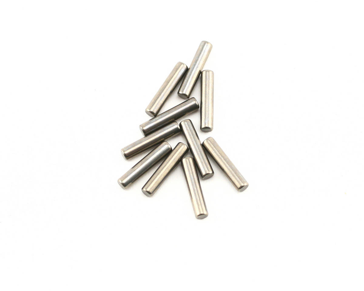 2.5x11.8mm Roller Pin (10) by Mugen Seiki