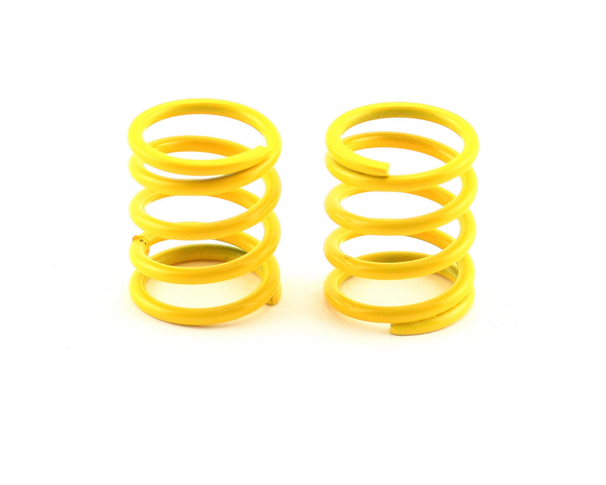 Mugen MRX6R Seiki 1.8mm Front Damper Springs (Yellow) (2)