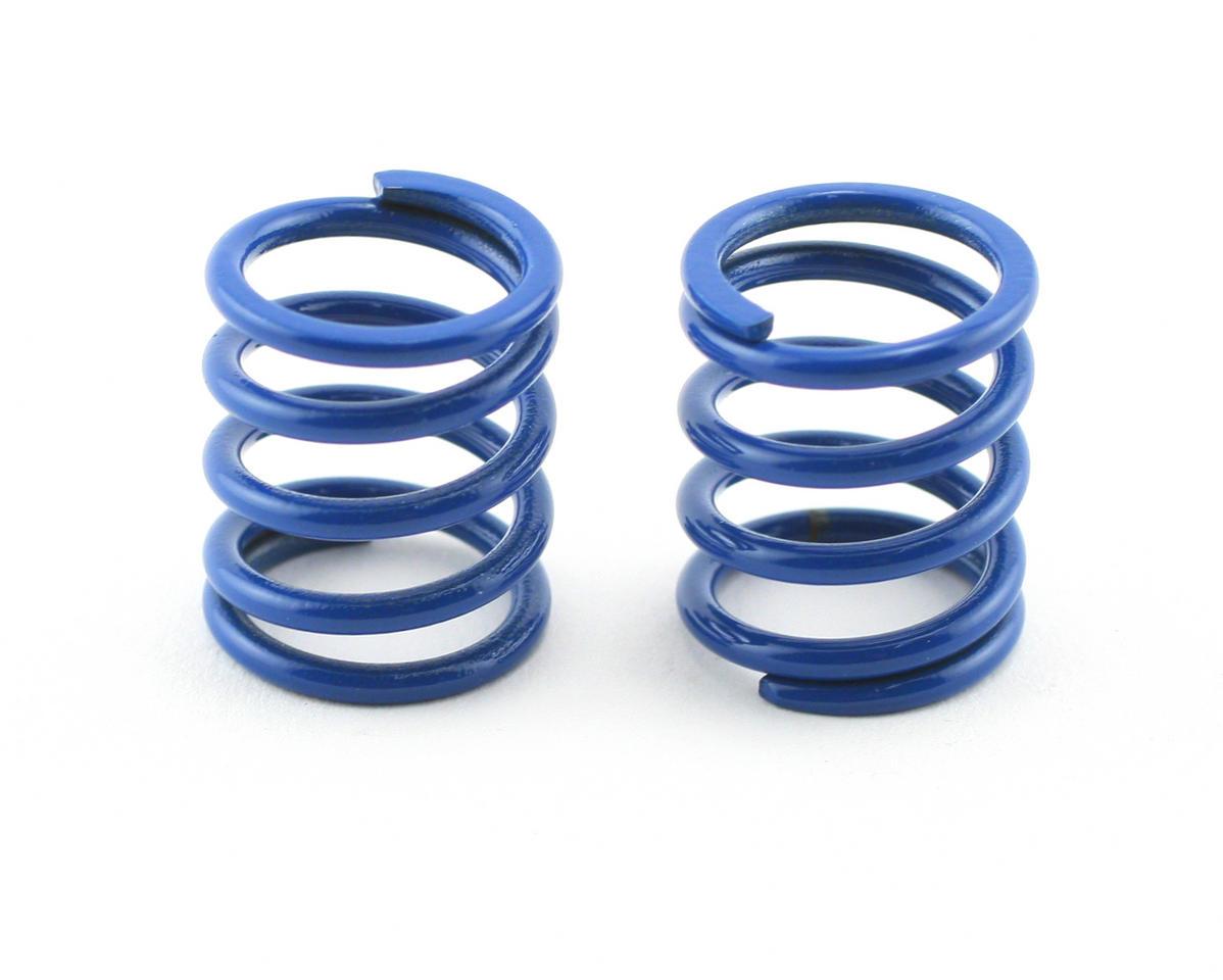 Mugen Seiki MRX4X 2.0mm Front Damper Springs (Blue) (2)