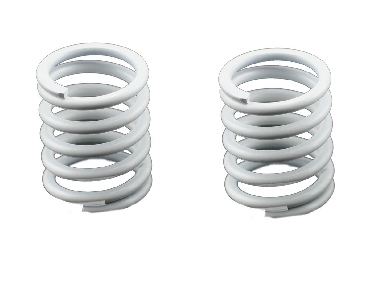 Front Shock Springs 1.9 (White) (MRX/MTX) (2) by Mugen Seiki