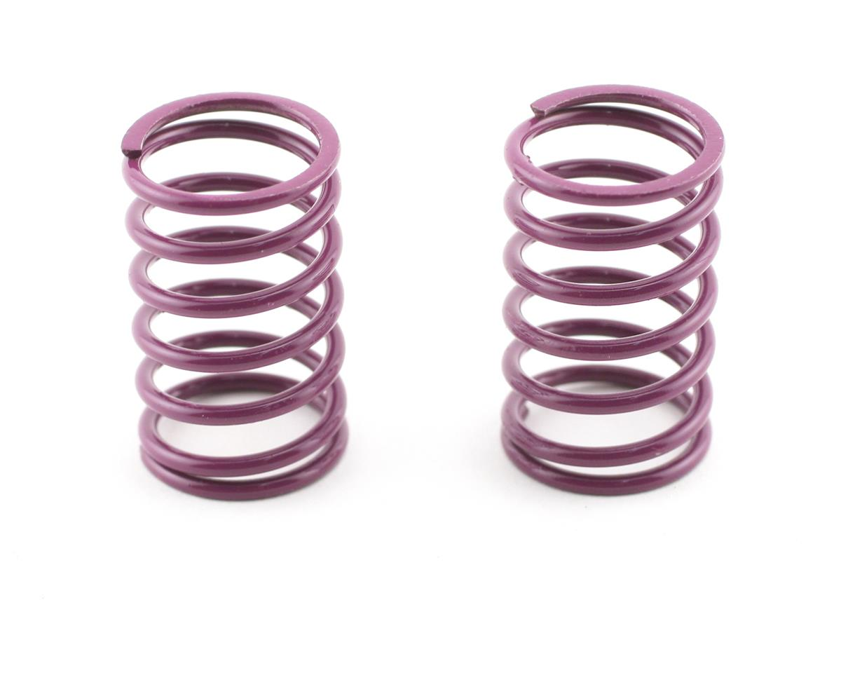 Mugen Seiki MTX4R Rear Shock Springs 1.6 (Purple) (MTX) (2)