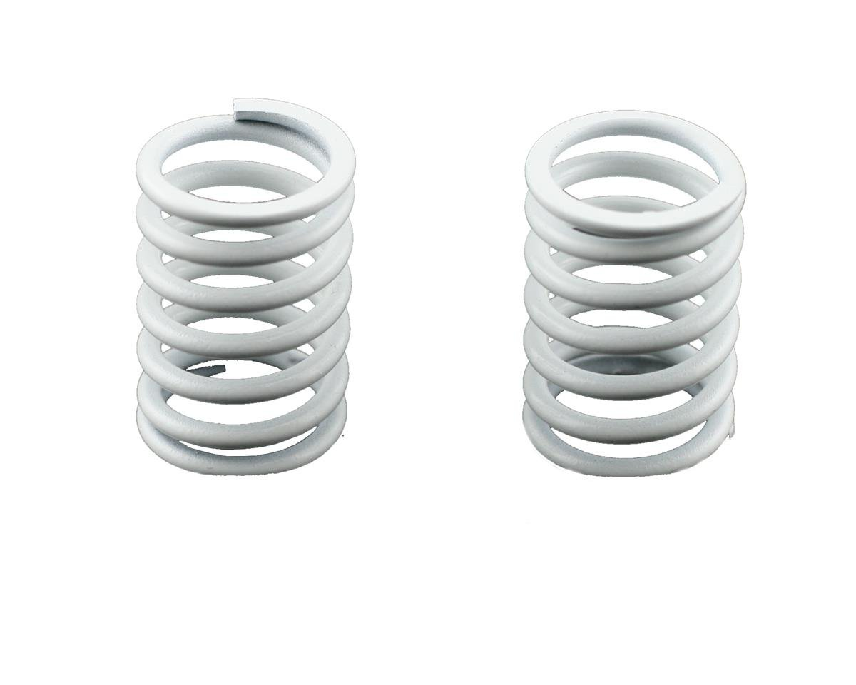 Mugen Seiki MRX5 Rear Shock Springs 1.9 (White) (MRX/MTX) (2)