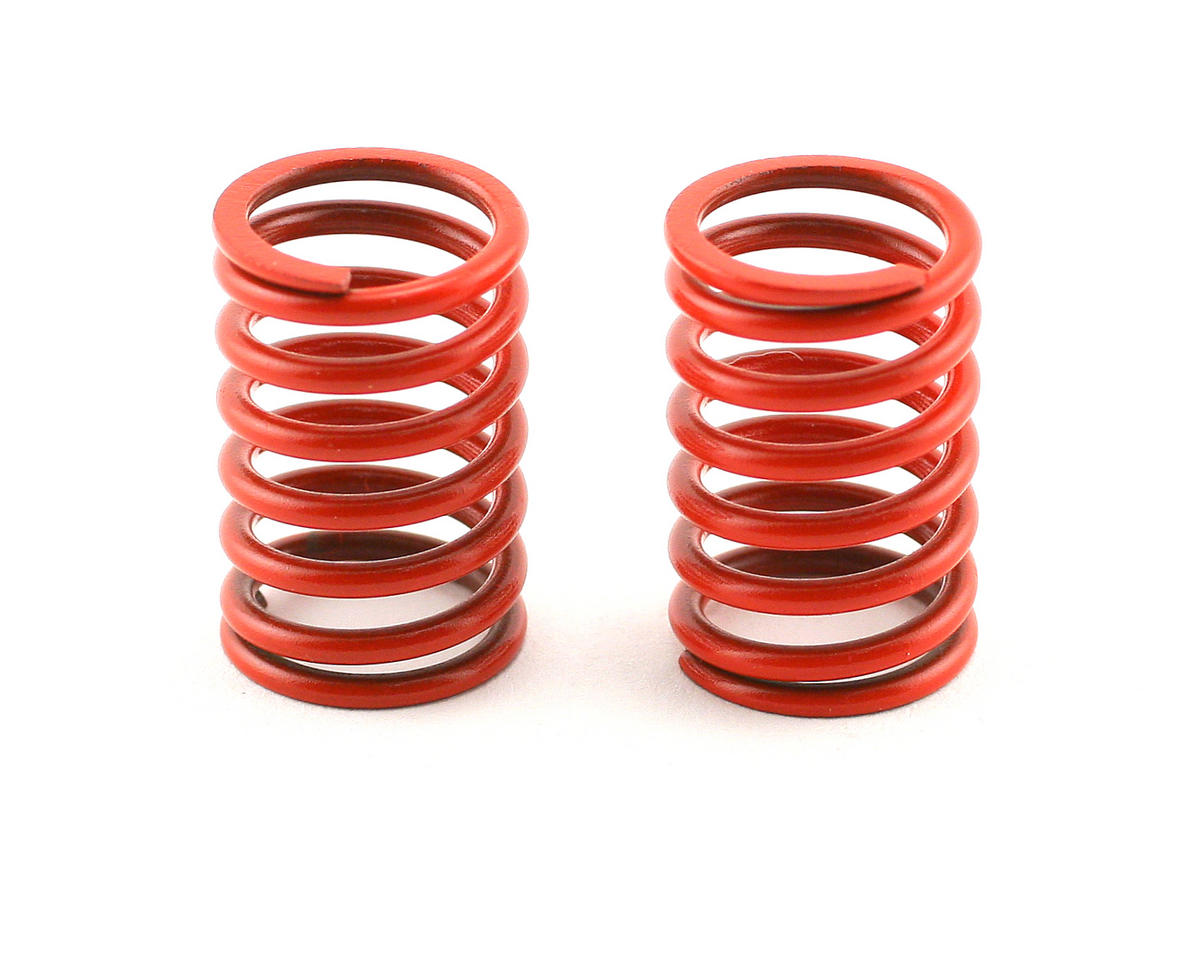 Mugen Seiki 2.0mm Rear Damper Spring (Red) (2)