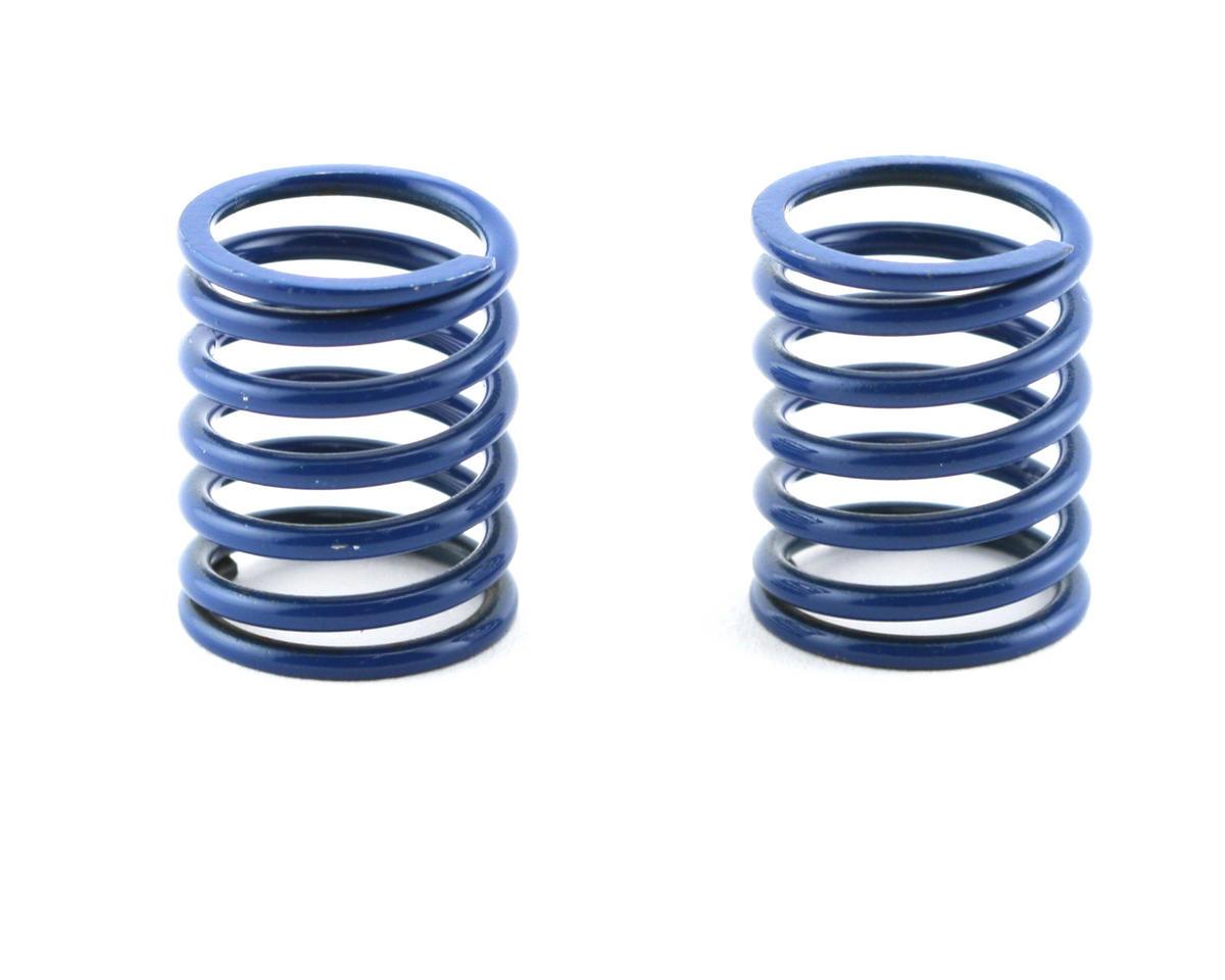 Mugen Seiki Front Shock Springs 1.8 (Blue) (MTX) (2)