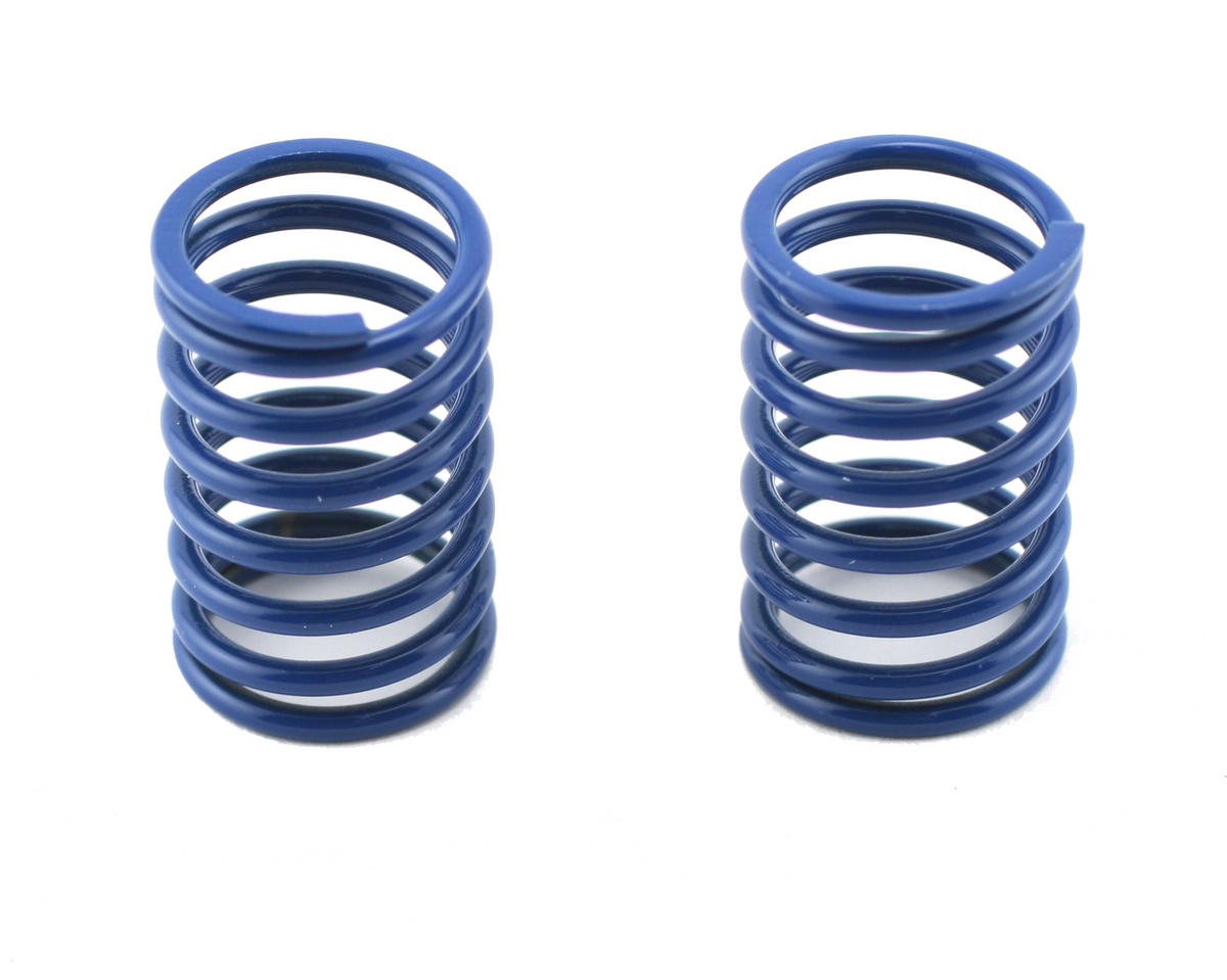 Mugen Seiki Rear Shock Springs 1.8 (Blue) (MTX) (2)