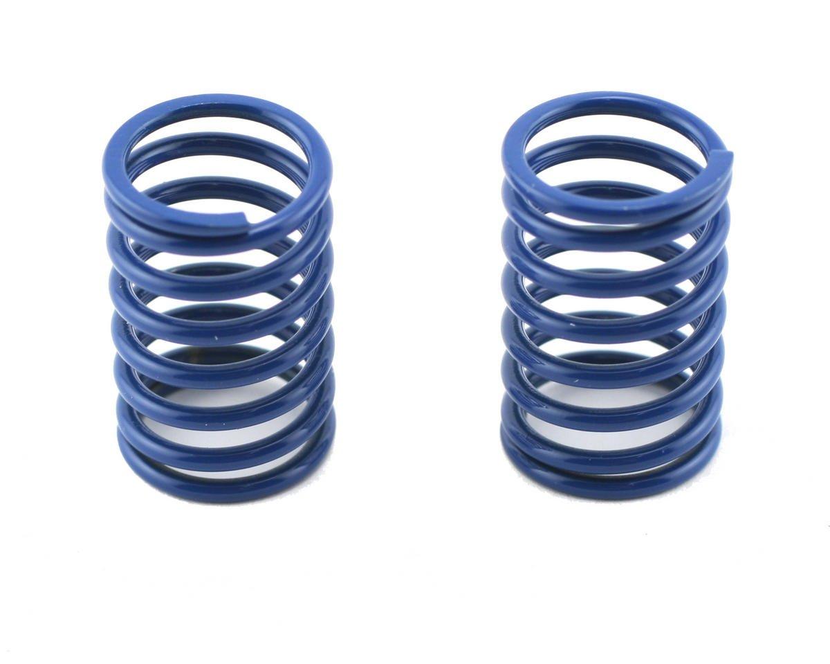 Mugen Seiki Rear Shock Springs 1.8 (Blue) (MTX) (2)