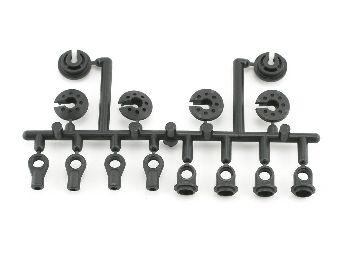 Damper Parts Set by Mugen Seiki