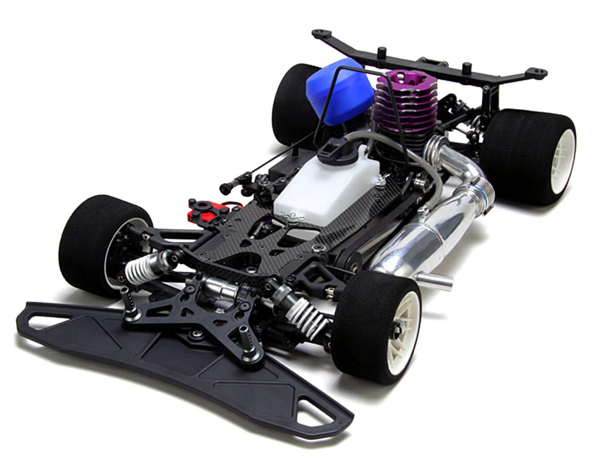 Mugen Seiki MRX-5 WC Spec 1/8 4WD Competition Nitro Car Kit