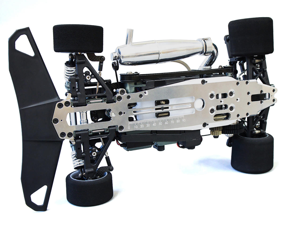 Mugen Seiki MRX6 1/8 4WD Competition Nitro Car Kit