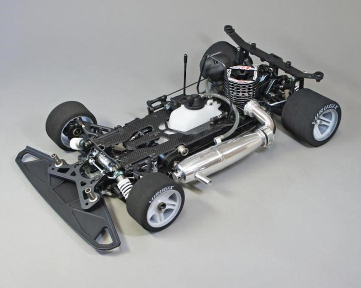 MRX6R 1/8 4WD Competition Nitro Car Kit