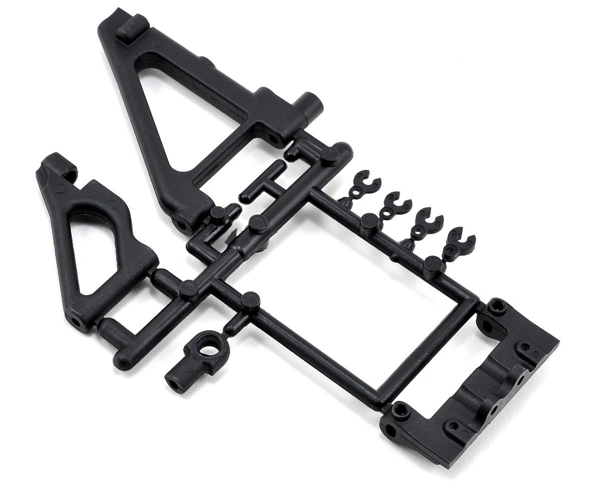 Mugen Seiki Front Lower/Upper Suspension Arm Set (Updated)