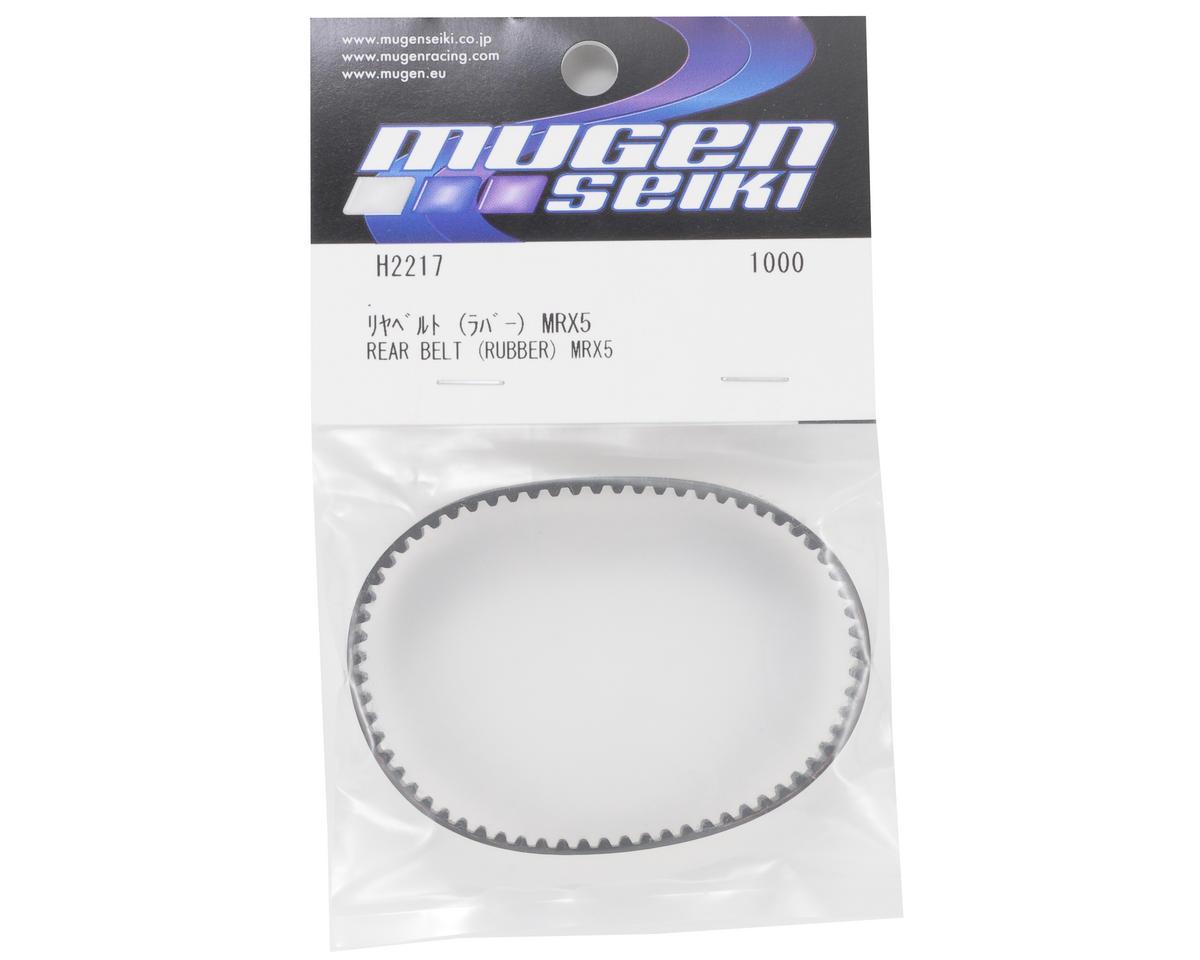 Mugen Seiki Rubber Rear Belt