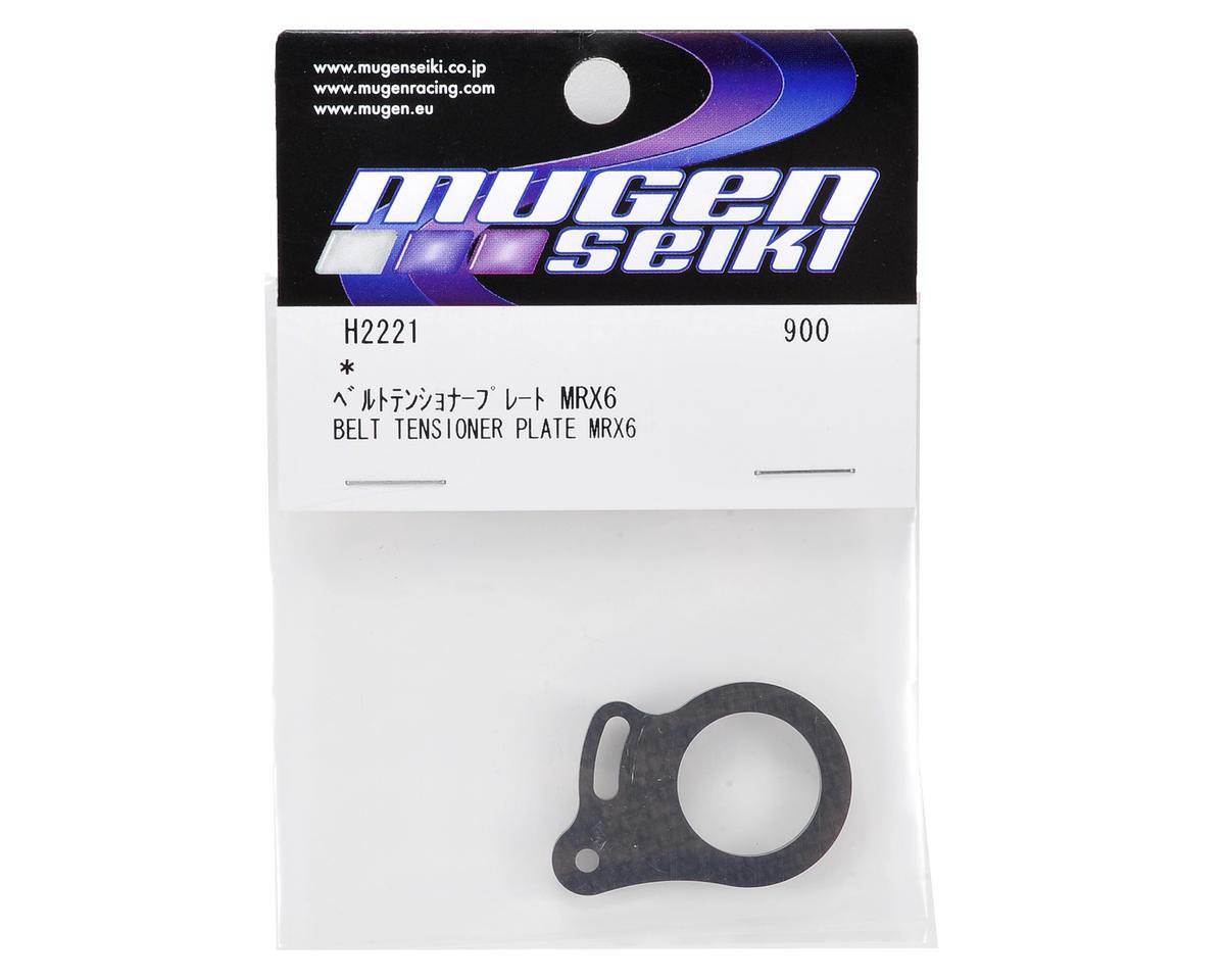 Mugen Seiki MRX6 Graphite Belt Tensioner Plate