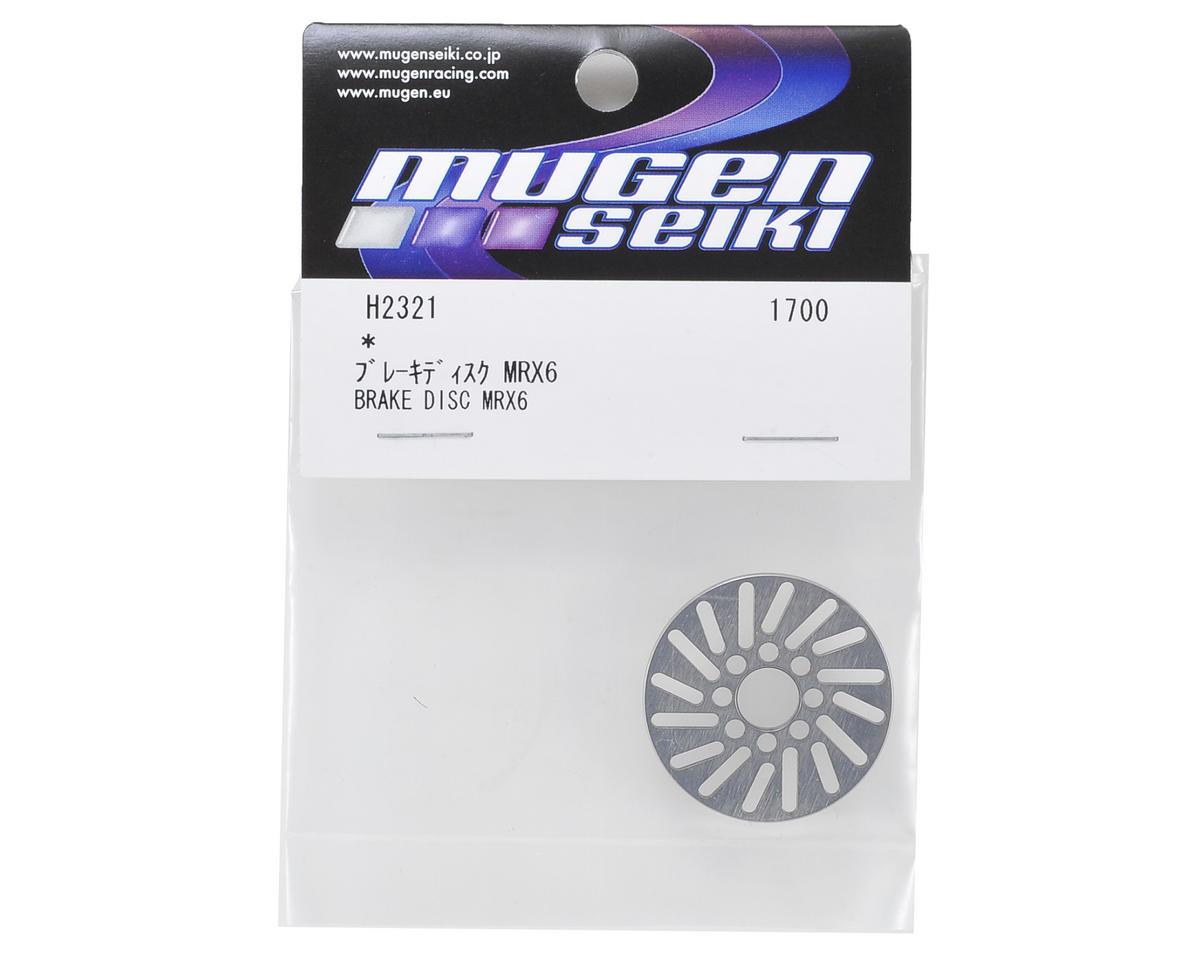 Mugen Seiki MRX6 Brake Disc